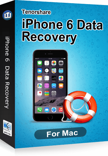 Buy iPhone 6 Data Recovery for Mac