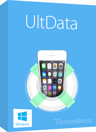 UltData (iPhone Data Recovery)