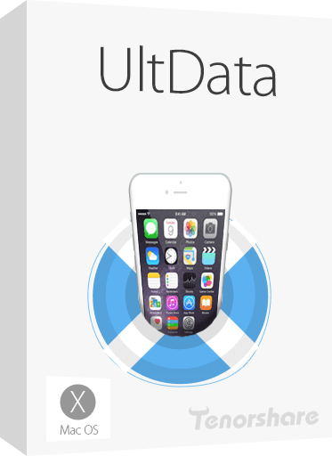 UltData (iPhone Data Recovery for Mac)