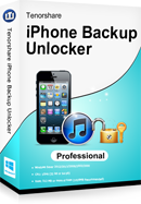 Buy iPhone Backup Unlocker Professional