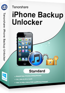 Buy iPhone Backup Unlocker Standard