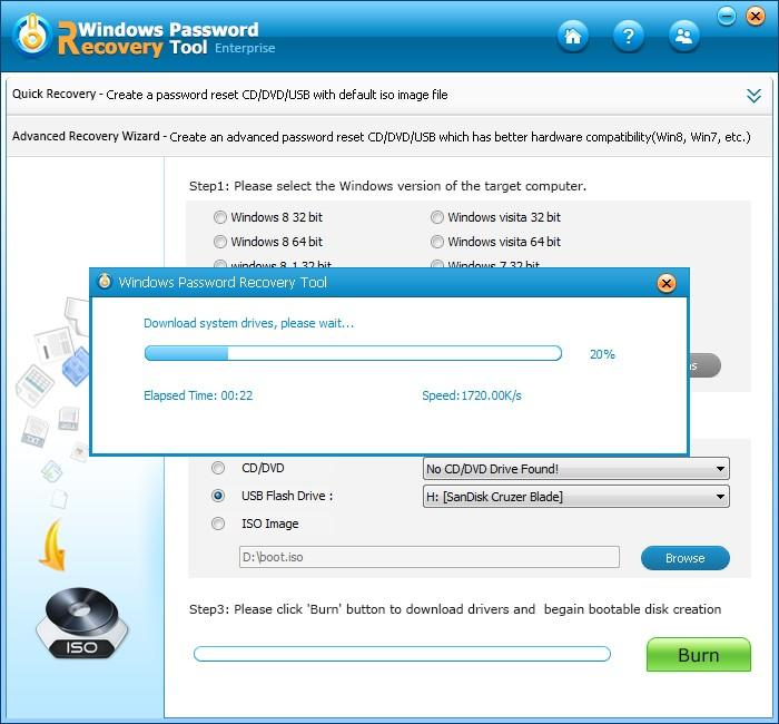 remove windows admin password