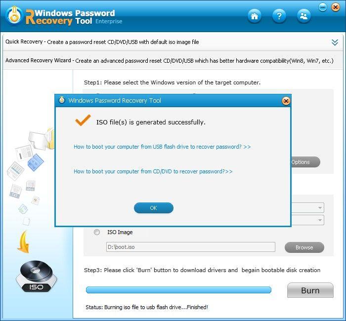 recover windows 8.1 password