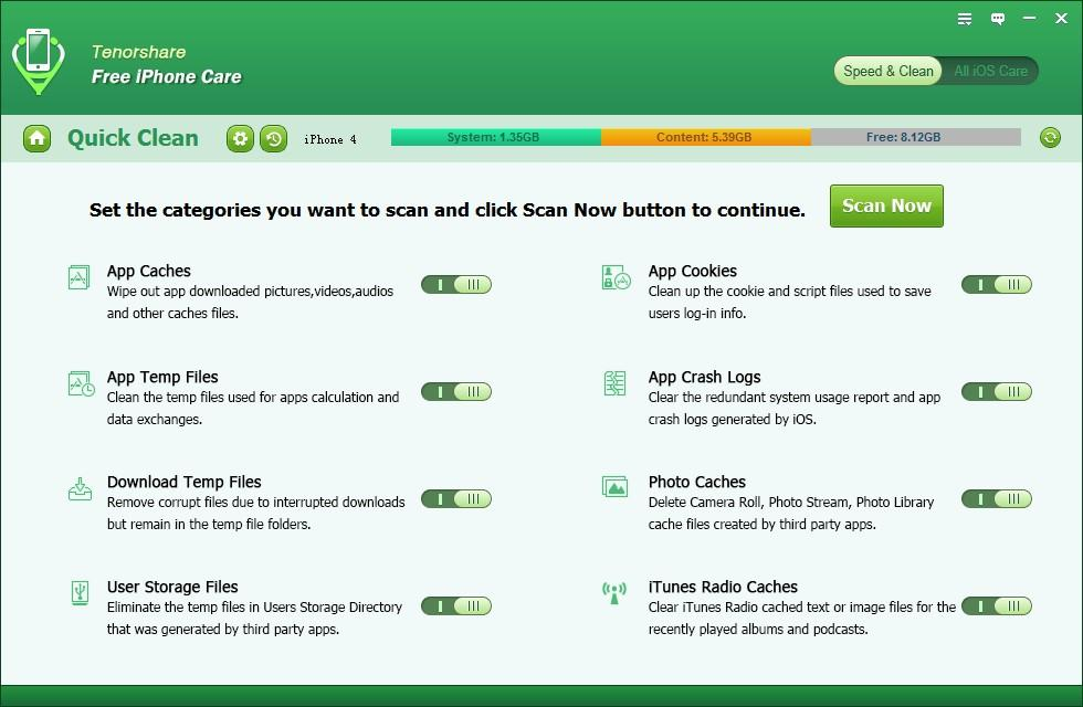 Free iPhone Care Guide – How to Optimize and Clean iPhone/iPad/iPod