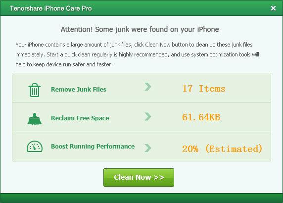 clean my iphone