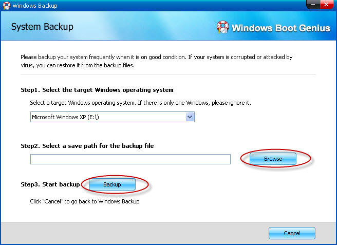 backup windows 8.1