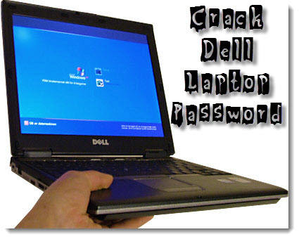 how to change password on dell laptop