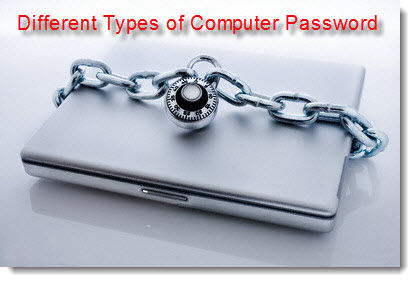 Different Types of Computer Password