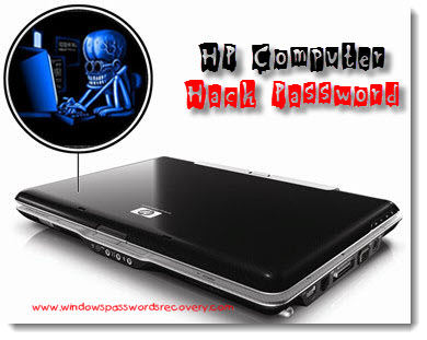 Hack HP Computer Password