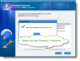 crack laptop password