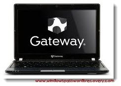 gateway windows vista reset