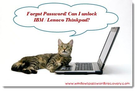 Unlock IBM / Lenovo Thinkpad