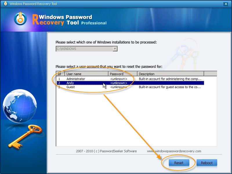 how do you reset vista password how to easily set and