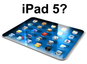 iPad 5 Leaked picture