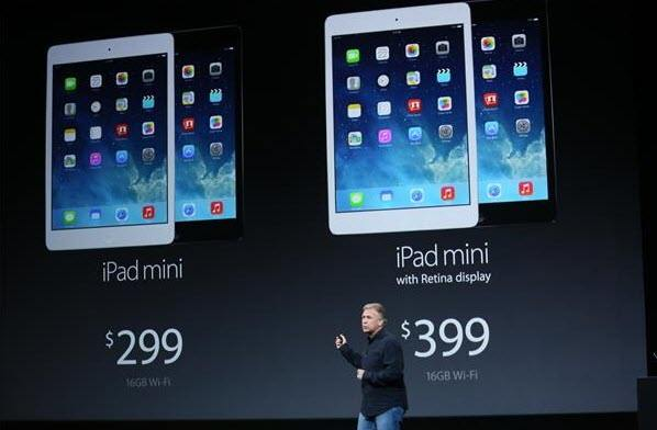 apple launches ipad min with retina display