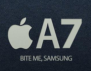 Samsung Excluded A7 Chip Development