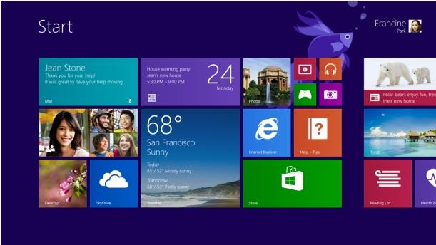 windows 8.1 to launch october 18
