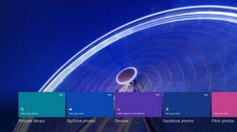microsoft kills facebook and flickr photo integration in windows 8.1