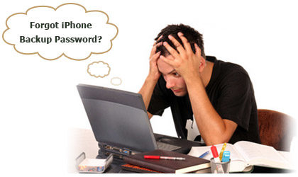 forgot my password for iphone iphone backup unlocker recover your lost iphone itunes 5062
