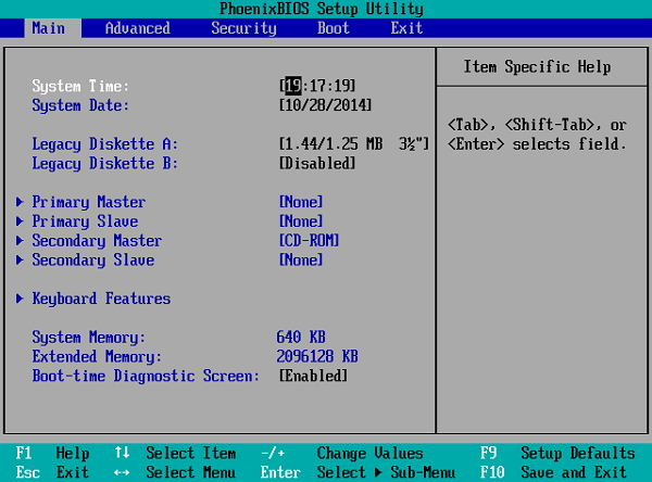 How to Change the Boot Order in Windows 7