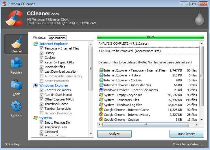 registry cleaner for windows 7 free full