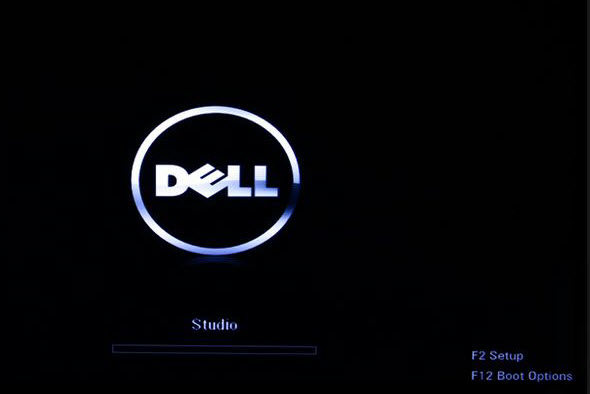 how to enter system setup dell