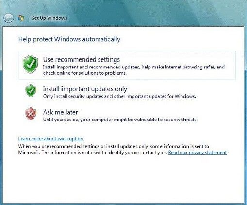 How to Restore Gateway Computer to Factory Default Settings