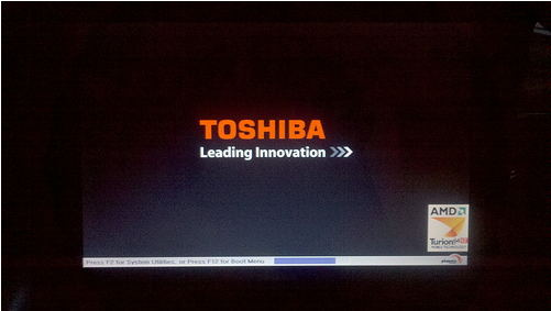 Issue Solved] Toshiba Laptop Won\u0027t Boot Past Toshiba Screen