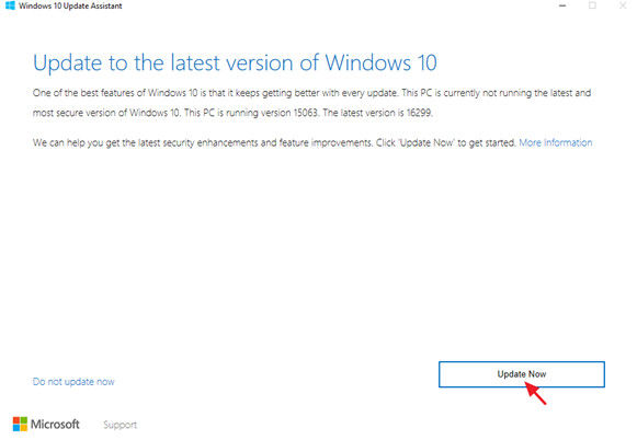 Solved] Top 3 Ways to Fix Windows 10 Update 1709 Fails to Install