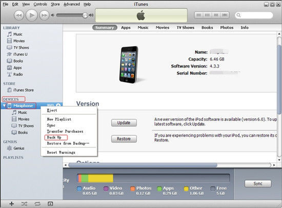 how to backup iphone 4 how to backup photos for iphone 5 iphone 4s iphone 4 8001