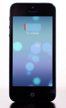 Iphone 4s Ios 7 Battery Drain