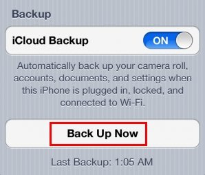 backup iphone sms before jailbreak