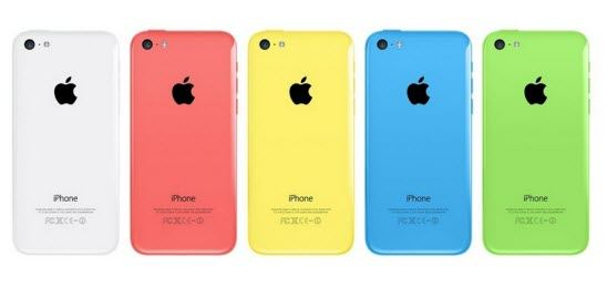 iphone 5s vs. iphone 5c