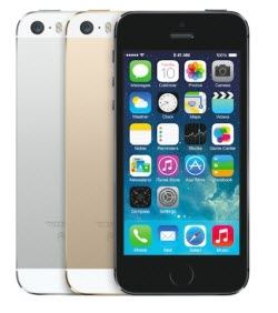 new features of iphone 5s