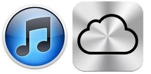 use itunes or icloud to backup ios device