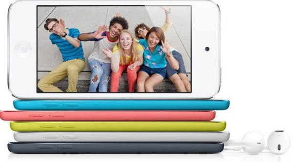 how to delete photos from ipod touch