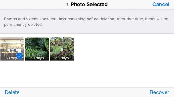 recover deleted photos on iphone ios 8