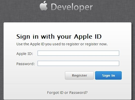 how to register apple id in iphone 7