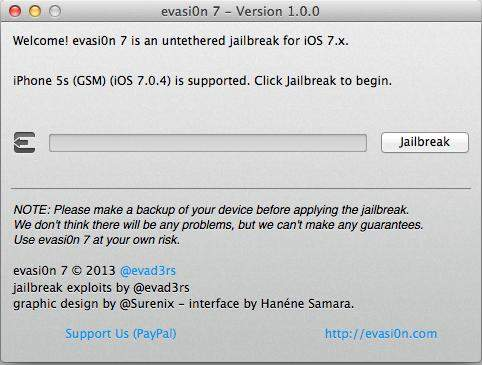 how to jailbreak iphone 5c
