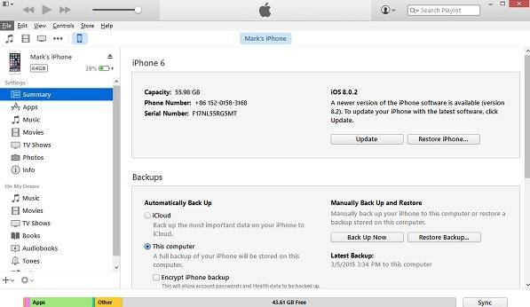 how to get into iphone without passcode