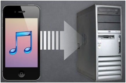 recover ipod touch music
