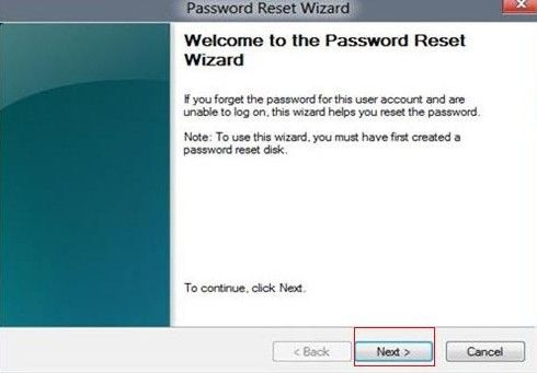 how to reset password on lenovo ideapad laptop