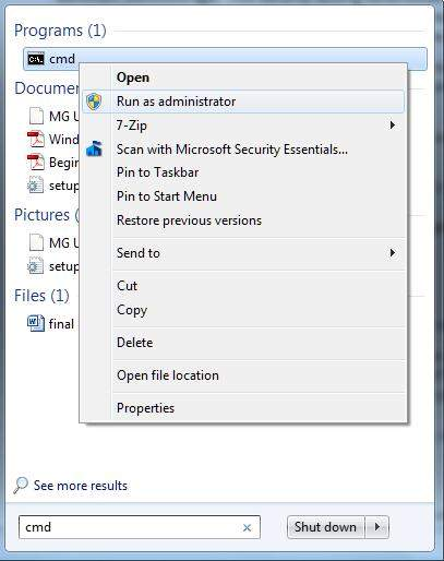 change minimum password age in windows 7