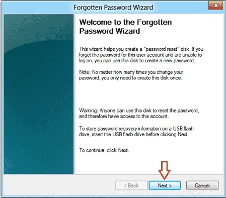 reset sony windows 7 password