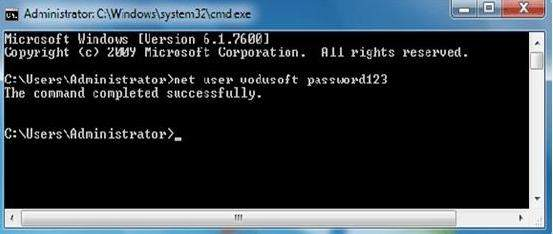 How to Reset Your Windows Password in Regedit at Boot in Windows 7/Vista