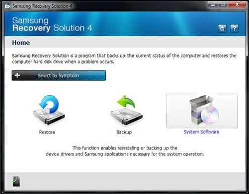 how to factory reset my samsung laptop windows 7