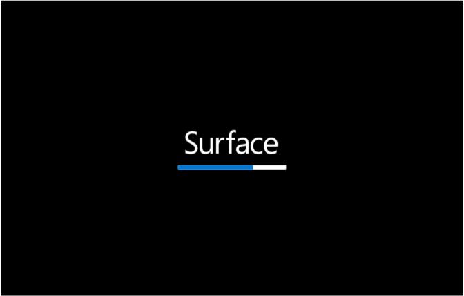 microsoft surface pro 3 forgot password
