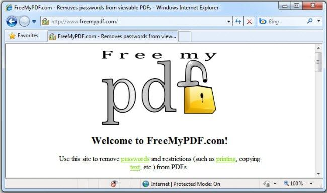 Free PDF Unlocker to Remove PDF Restrictions Free