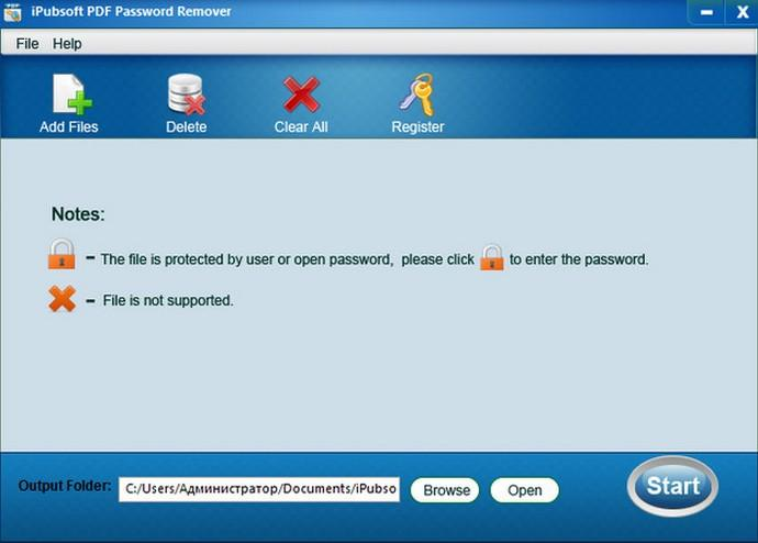 pdf password hacker