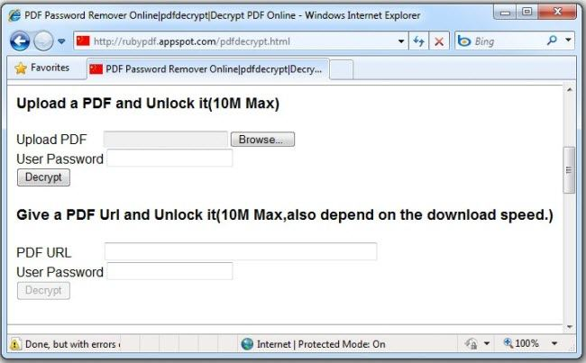 Free PDF Unlocker to Remove PDF Restrictions Free
